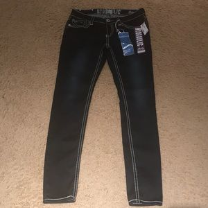 Hydraulic jeans